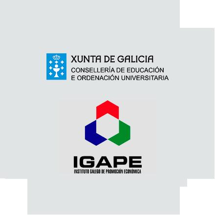 Proyecto financiado por la Xunta de Galicia e IGAPE