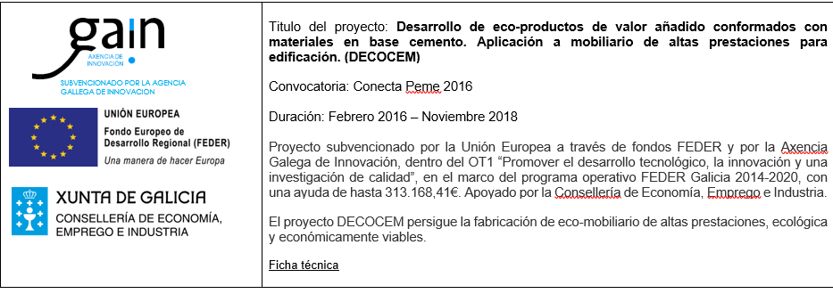 Proyecto DECOCEM